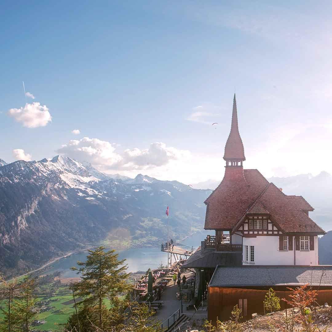 Stories From Photographer Interlaken Interlaken Kulm Brienz