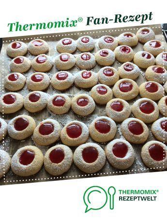 Ojos de ángel de 2kochhilfe6. Una receta Thermomix ® de la categoría de horneado … – Alimentación saludable