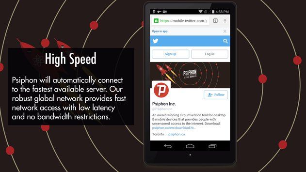 Psiphon v113 FULL APK | APKBOO | APK for android and PC