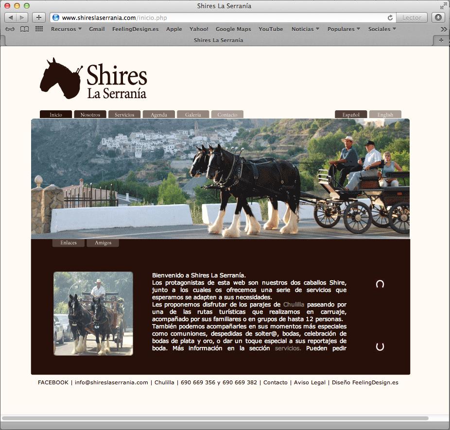 Shires la Serranía / De www.feelingdesign.es