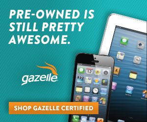 Tell Your Story For A Chance To Win A Gazelle Certified Pre-Owned iPhone or iPad! #unprotectedtext - http://www.stacyssavings.com/tell-your-story-for-a-chance-to-win-a-gazelle-certified-pre-owned-iphone-or-ipad-unprotectedtext/