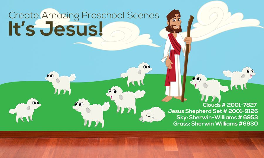 14 Bible Story Sticker Groupings Ideas Kids Room Wall Stickers Decals
