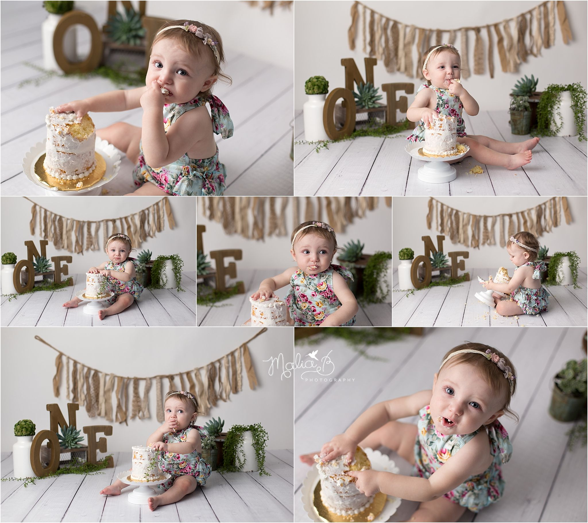 10 Interesting Cake Smashes Donut Smash Ideas For Babies 1st
