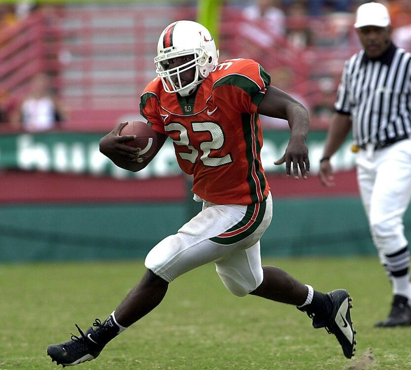 newest a72dc 099de Frank Gore | Miami Football | Miami football, Frank gore ...