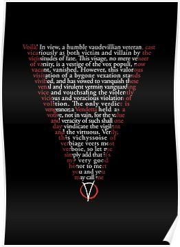 V For Vendetta Who Are You Poster By Somethingdiffer In 2021 V For Vendetta Quotes V For Vendetta V For Vendetta Tattoo