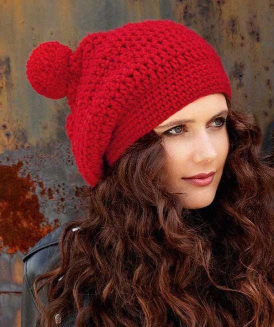 Hat, S8818 - Pattern