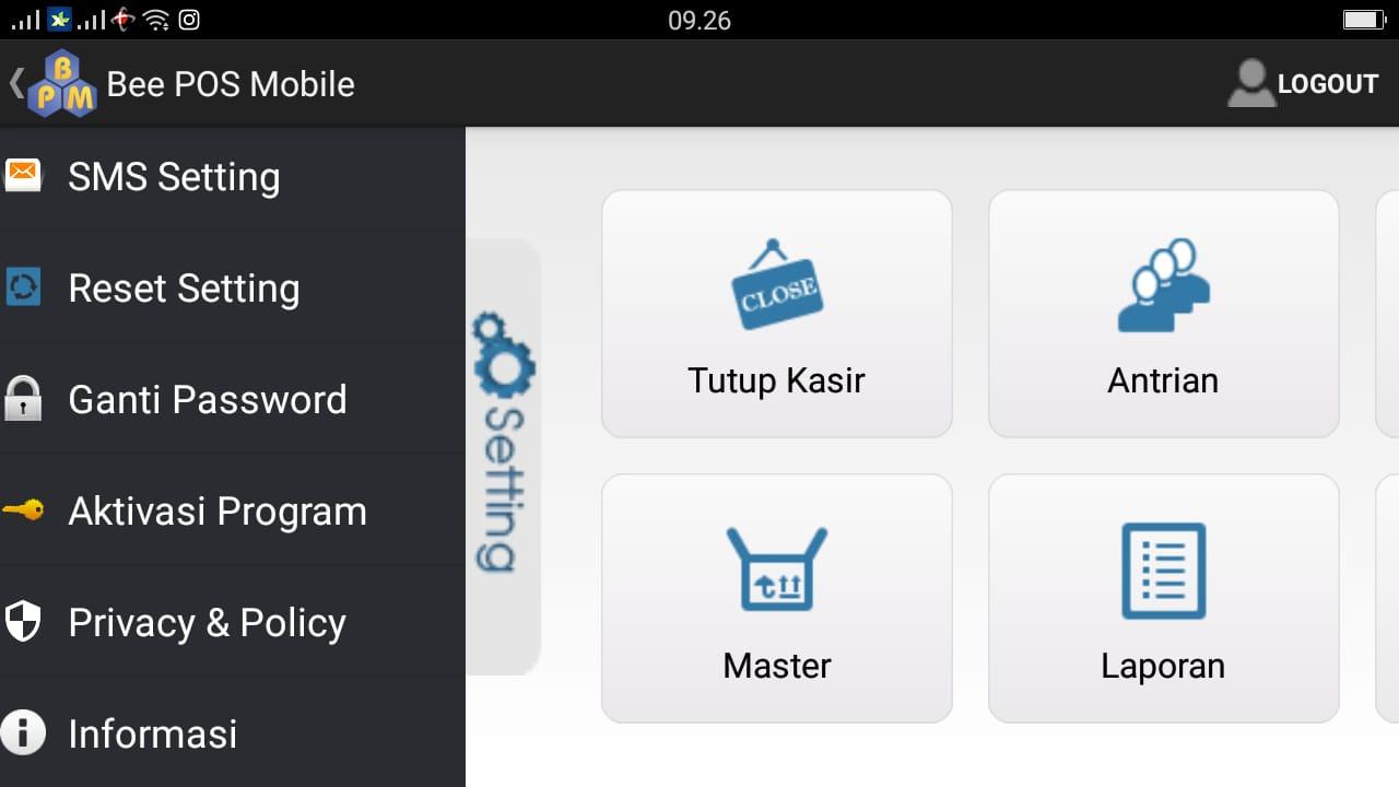Bpm Offline Aplikasi Kasir Android Yang Simpel Dan Kekinian Dari Bahana Consulting