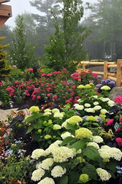 Coastal Maine Botanical Gardens a short drive from Freeport and a ...