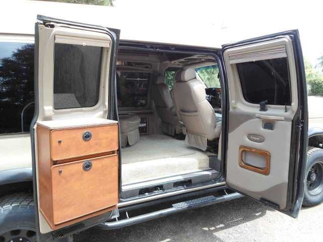 2004 Used Ford Econoline Class B In California Ca Recreational