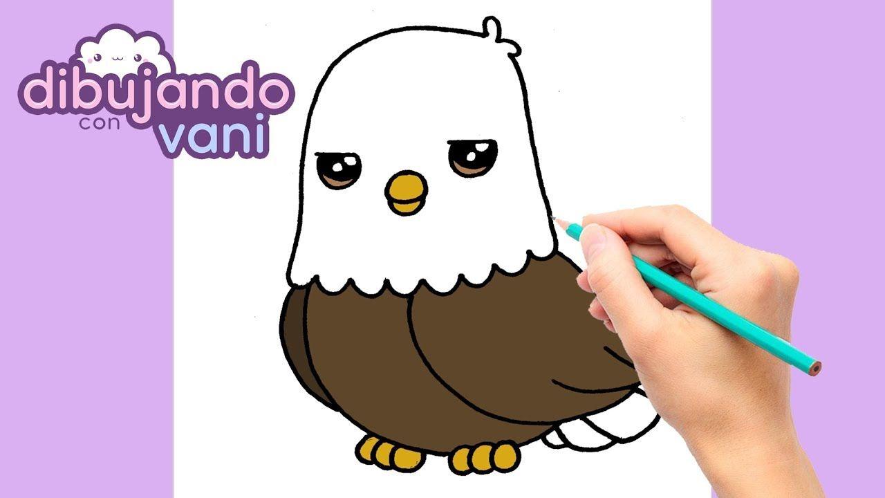 Como Dibujar Un Aguila Paso A Paso Dibujos Para Dibujar