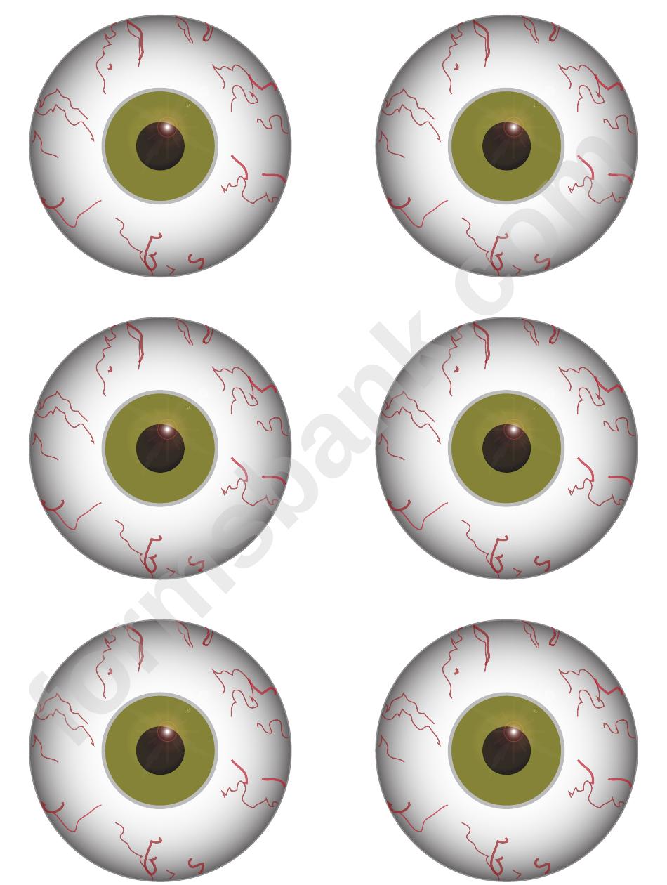 Free printable handmade halloween eyes template halloween free printable handmade halloween eyes template maxwellsz