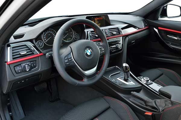 Bmw 4 Series Convertible Interior Car Body Design Bmw 4 Series
