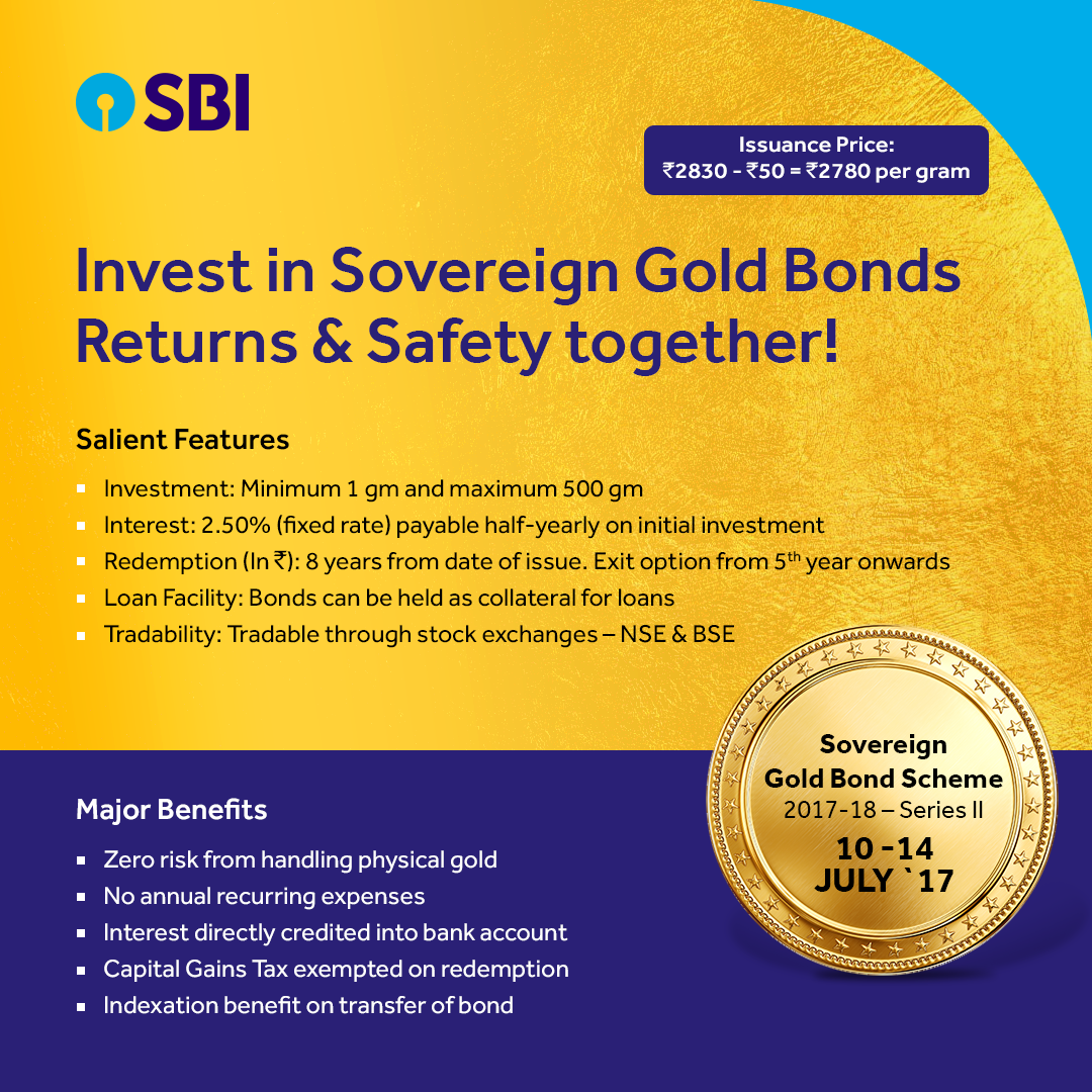 How to buy sovereign gold bond from sbi – planmoneytax.