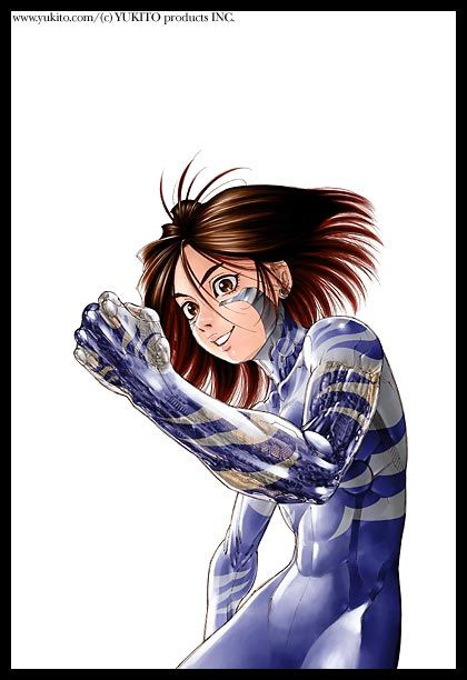 Pin By Bunny Lin On Gunnm Alita Battle Angel Manga Battle Angel Alita Anime
