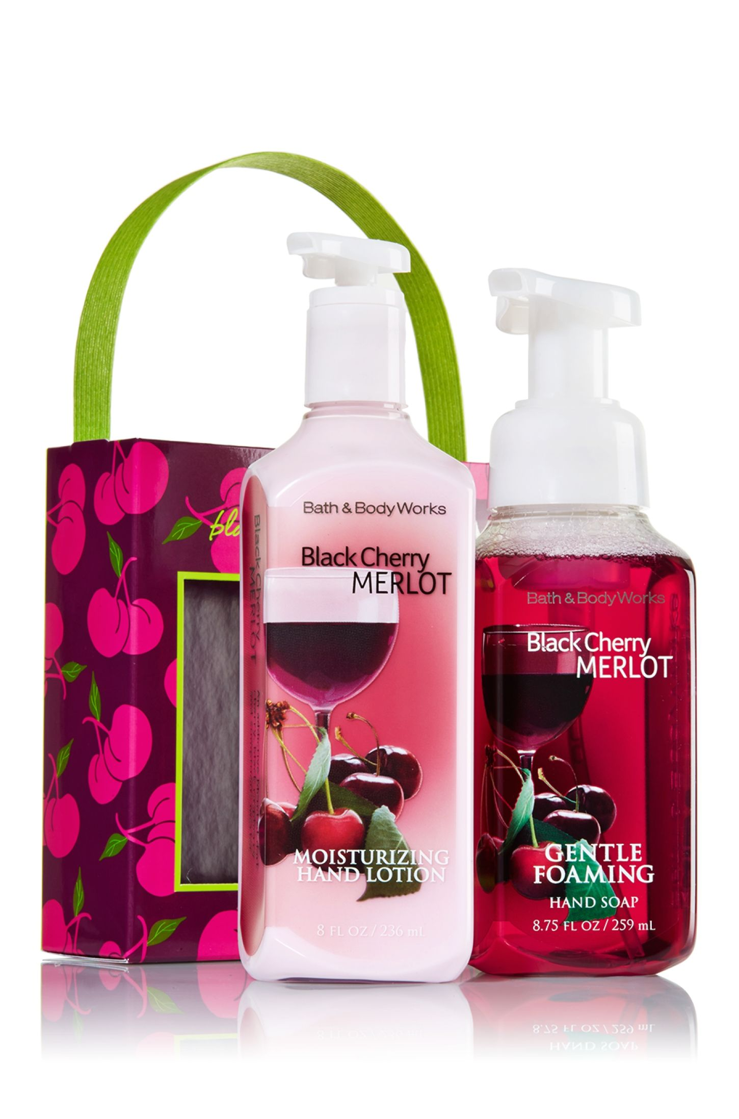 Black Cherry Merlot Happy Hands Gift Set Signature Collection