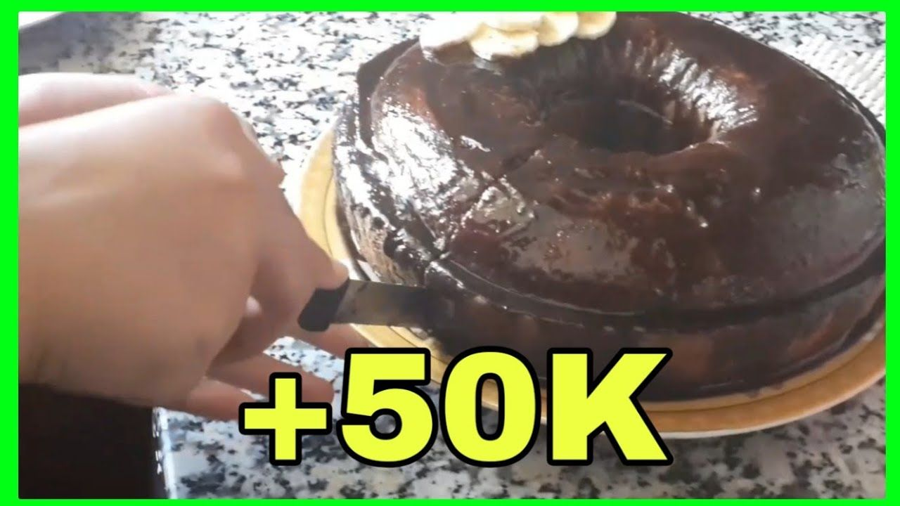 تحضير الكيك بالشوكولاته سهلة ورائعة Youtube Food Desserts Doughnut