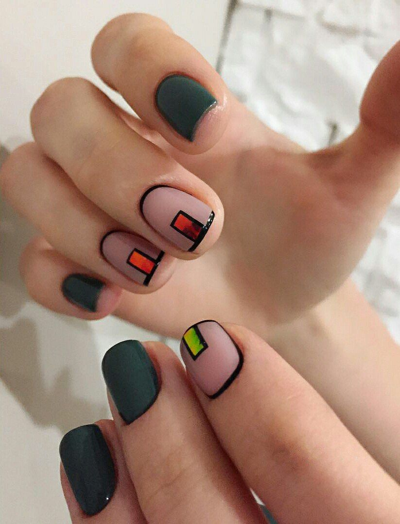 New Years Nail Designs 2018: Best Art Ideas for Nails Color ...