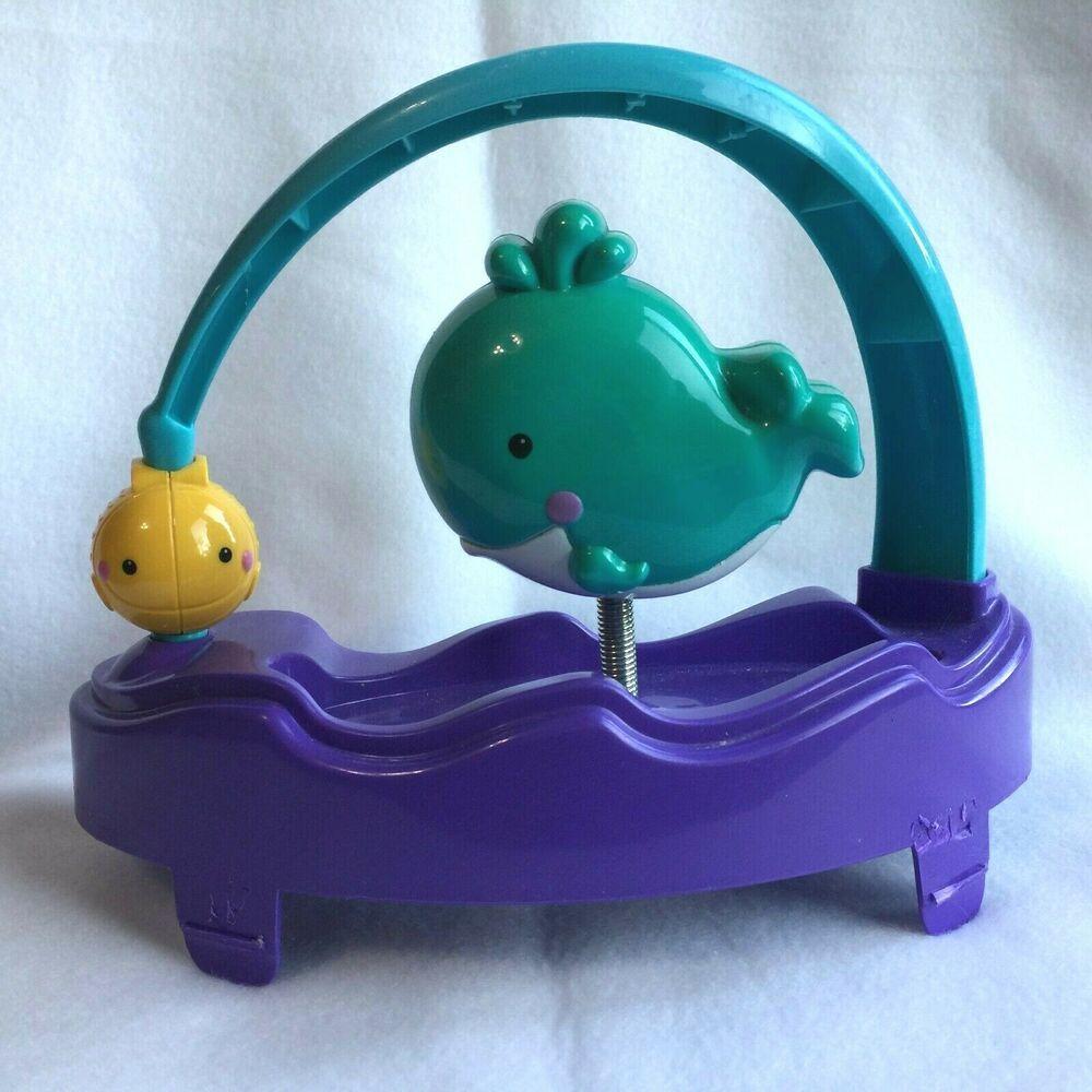 Baby Einstein Neighborhood Friends Jumperoo Spinner Toy Replacement Part