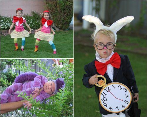 Halloween tem tico con alicia en el pa s de las maravillas - Fiesta de disfraces ideas ...