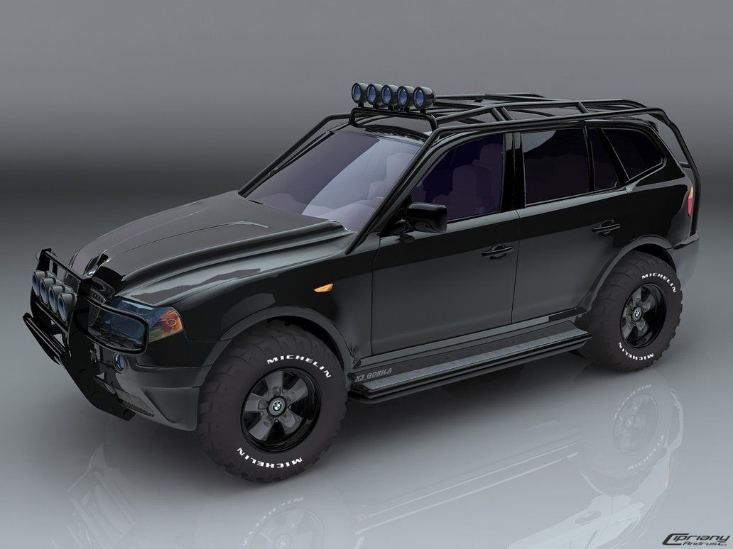 bmw x3 offroad pesquisa google randy 39 s futuristic. Black Bedroom Furniture Sets. Home Design Ideas