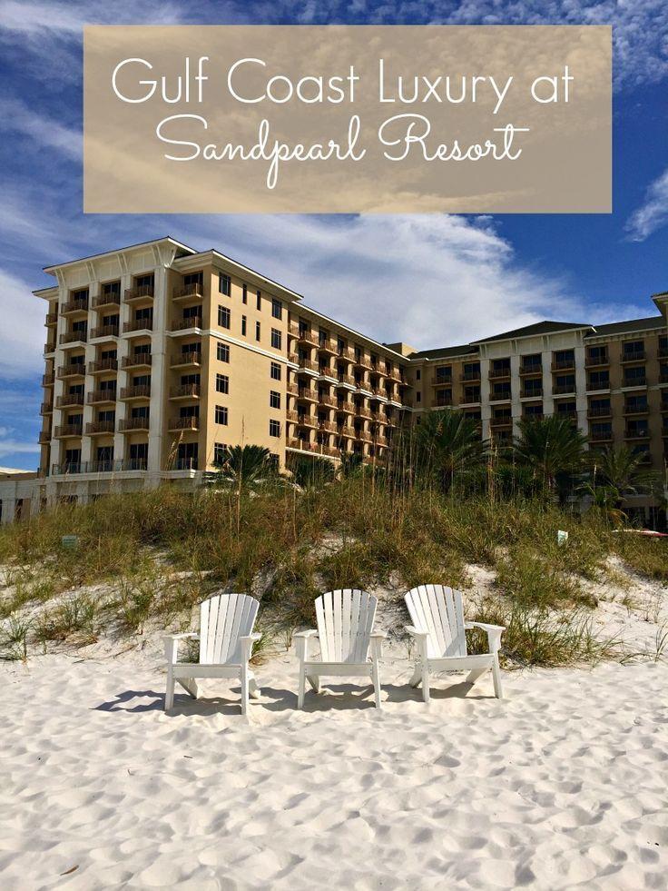 Gulf Coast Luxury At The Sandpearl Resort Claudia Travels Resort Florida Family Trip Florida Travel