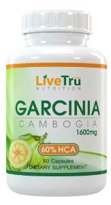 Garcinia Cambogia Pure Extract 1600mg With 60% HCA Extract For Maximum Weight Loss.