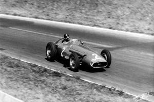 GP de Francia 1957 Fangio
