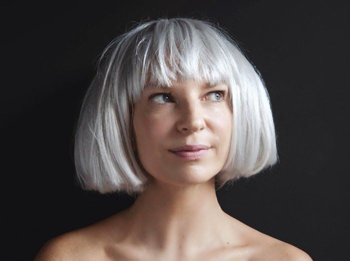Sia recreated her video on The Ellen Show as she brought Maddie, a ...