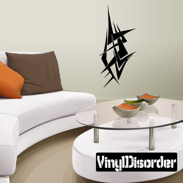 Twisted Metal Wall Decal Vinyl Decal Car Decal DC - Custom vinyl decals for metal