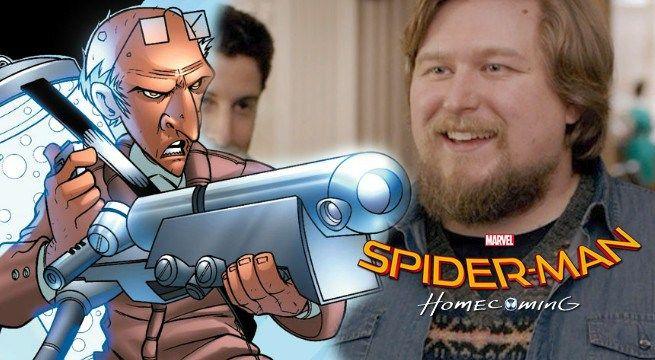 """¡Brutal! """"Spider-Man: Homecoming"""" confirma segundo villano, y publica quien lo interpretara."""