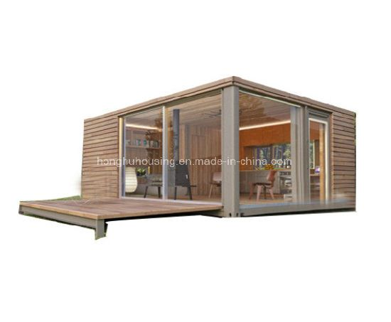 Photo of [Hot Item] Dubai Prefabricated Mobile Modular Expandable Container Home/ Prefab Home Modern 20FT 2 Story Shipping Container House