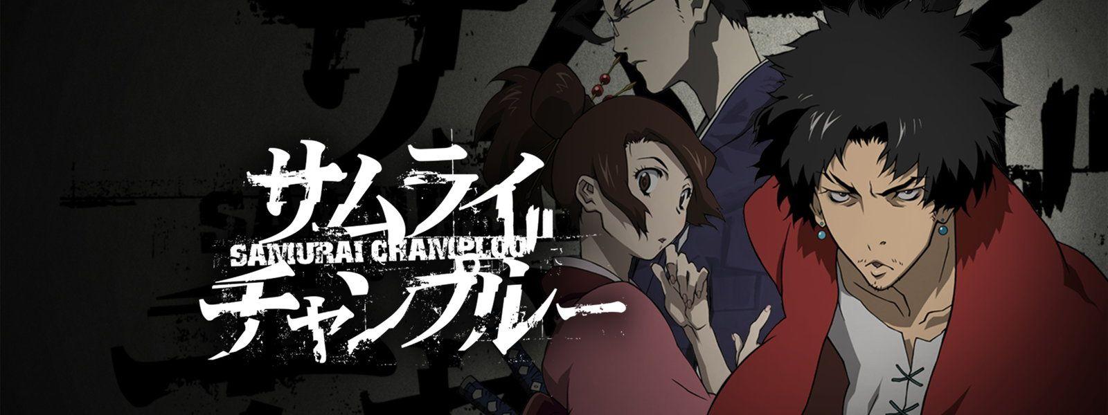 watch samurai champloo online at hulu other anime pinterest
