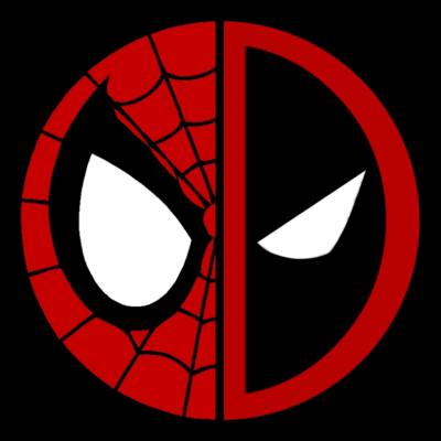 Spideypool Logo By Irocandrew On Deviantart Deadpool And Spiderman Spideypool Deadpool X Spiderman