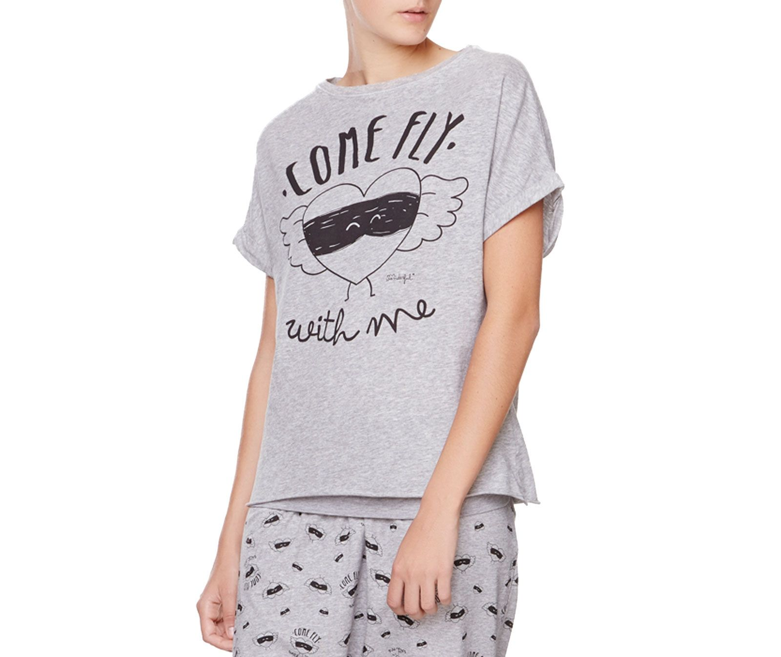 Oysho's Mr. Wonderful Winter 2015 Line Perfect for Staying Cool and Cozy at Home recommend