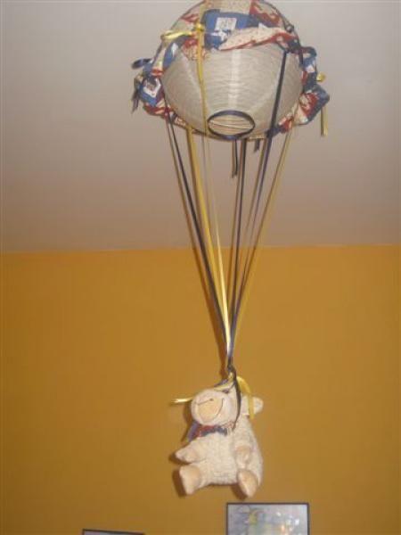 Lampadari per la cameretta dei bambini lampade fai da te tutorial lights diy pinterest - Lampadari per camerette ikea ...