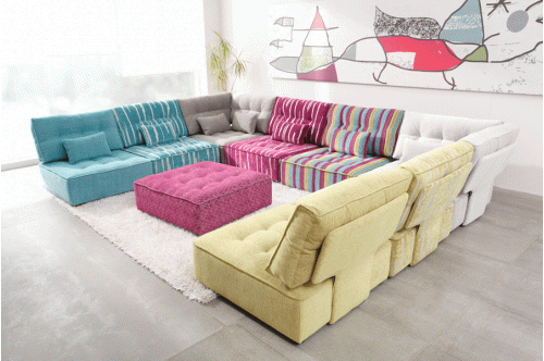 Eurostyle Furniture Monteal Sectional Arianne Modular Sofa Modular Sectional Sofa Modern Modular Sofas