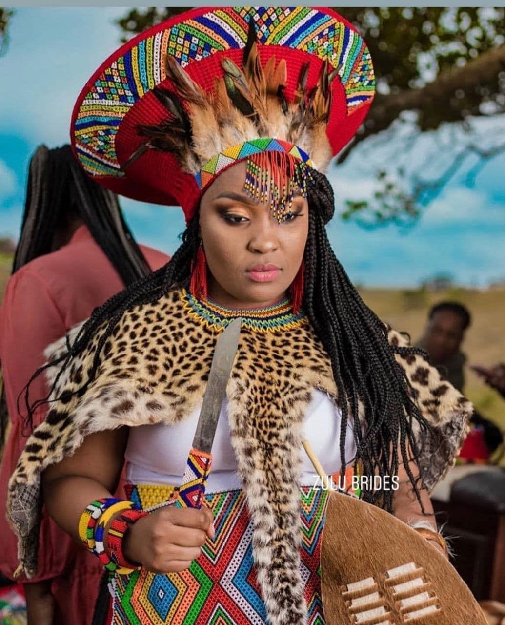 NEW TRADITIONAL ZULU STYLES   Zulu traditional attire