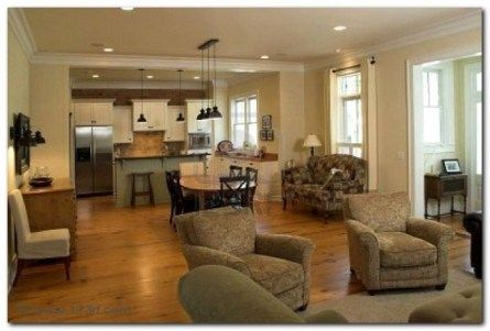 Photo of open space living inspiration (174) – The Urban Interior
