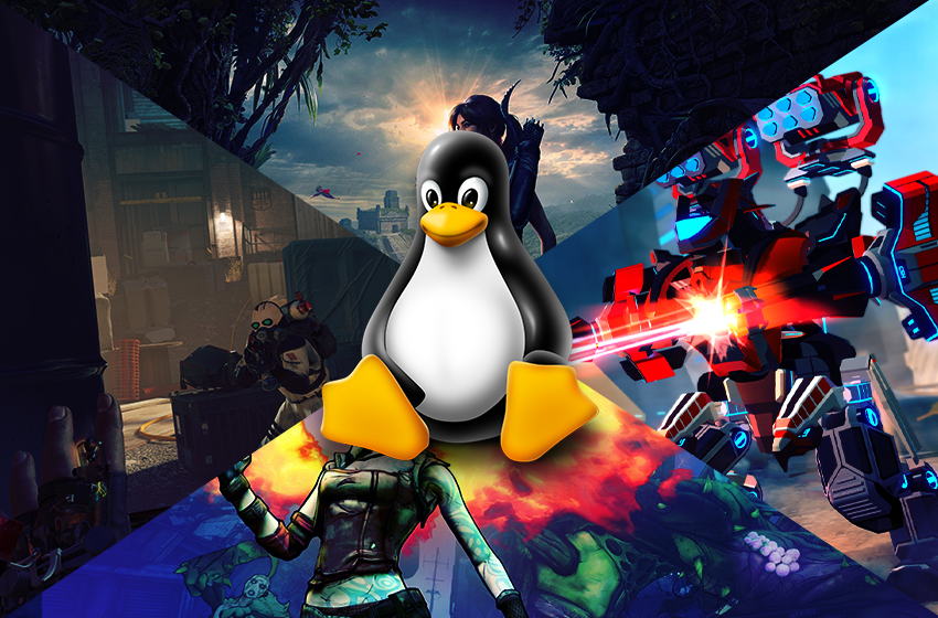 2020's Top Game For Linux in 2020 Top game, Linux gaming