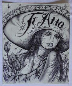 10eec6c36 Prison art | prison chicano art | Pinterest | Prison | Chicano in ...