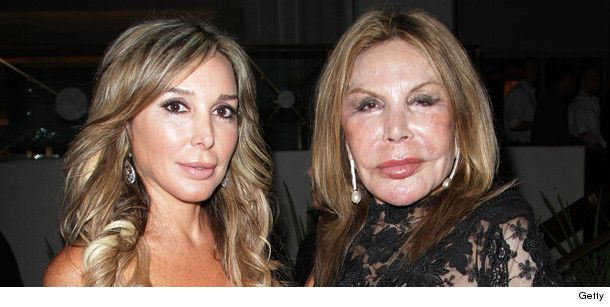 Marysol Patton and Mama Elsa | The Real Housewives of Miami