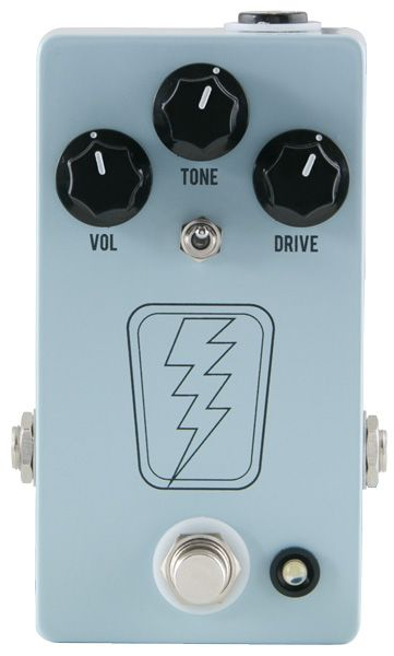 jhs pedals superbolt overdrive review guitar stuff guitar effects pedals guitar jimmy page. Black Bedroom Furniture Sets. Home Design Ideas