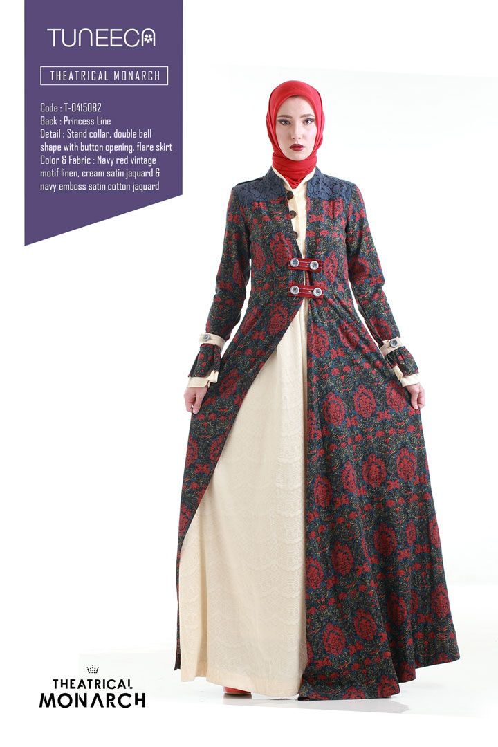 Angel Of The Opera By Tuneeca Tuneeca Muslimwear Hijab Fashion