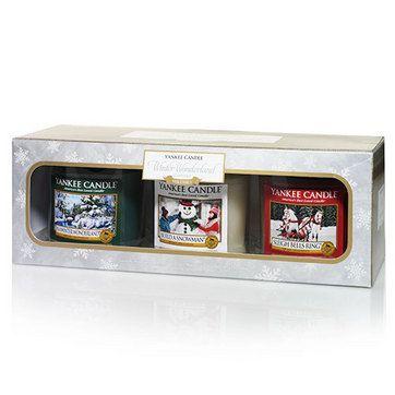 Yankee Candle Winter WonderlandC Tumbler Gift Trio Set 2999