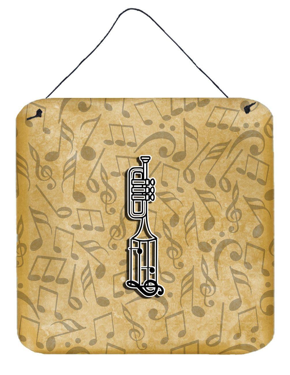 Letter I Musical Instrument Alphabet Wall or Door Hanging Prints ...
