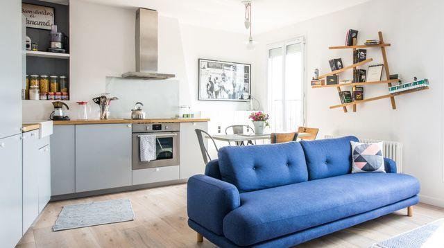 Relooking Salon Bonnes Idées Déco Pour Un Salon Tendance - Cote maison salon pour idees de deco de cuisine