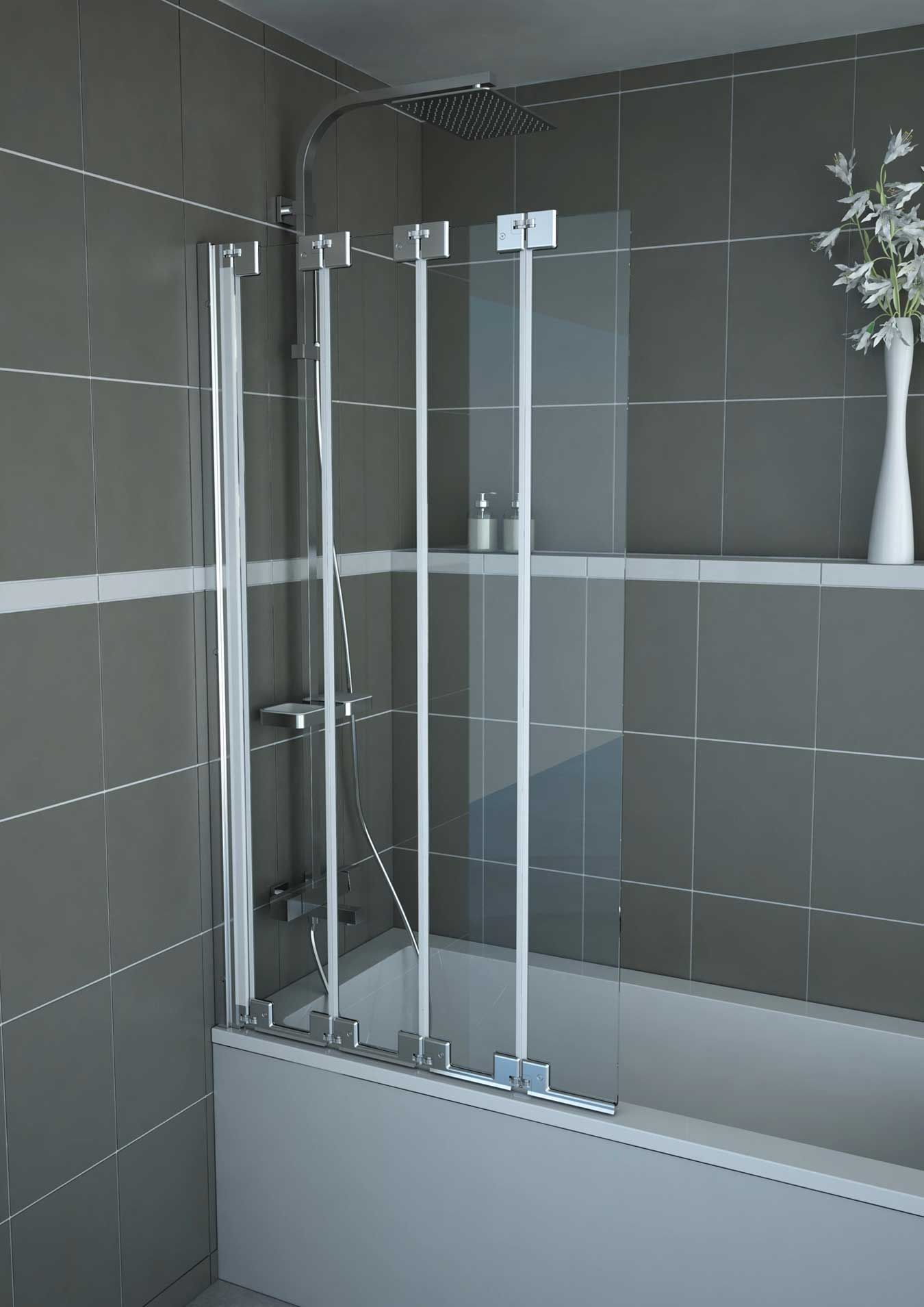 Folding Shower Doors For Tubs Bathtub Shower Doors Tub Doors