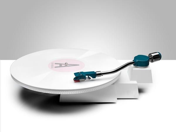 Minimal Industrial Design Record Player Reboot By Siddharth Vanchinathan Record Player Turntable Modern Record Player