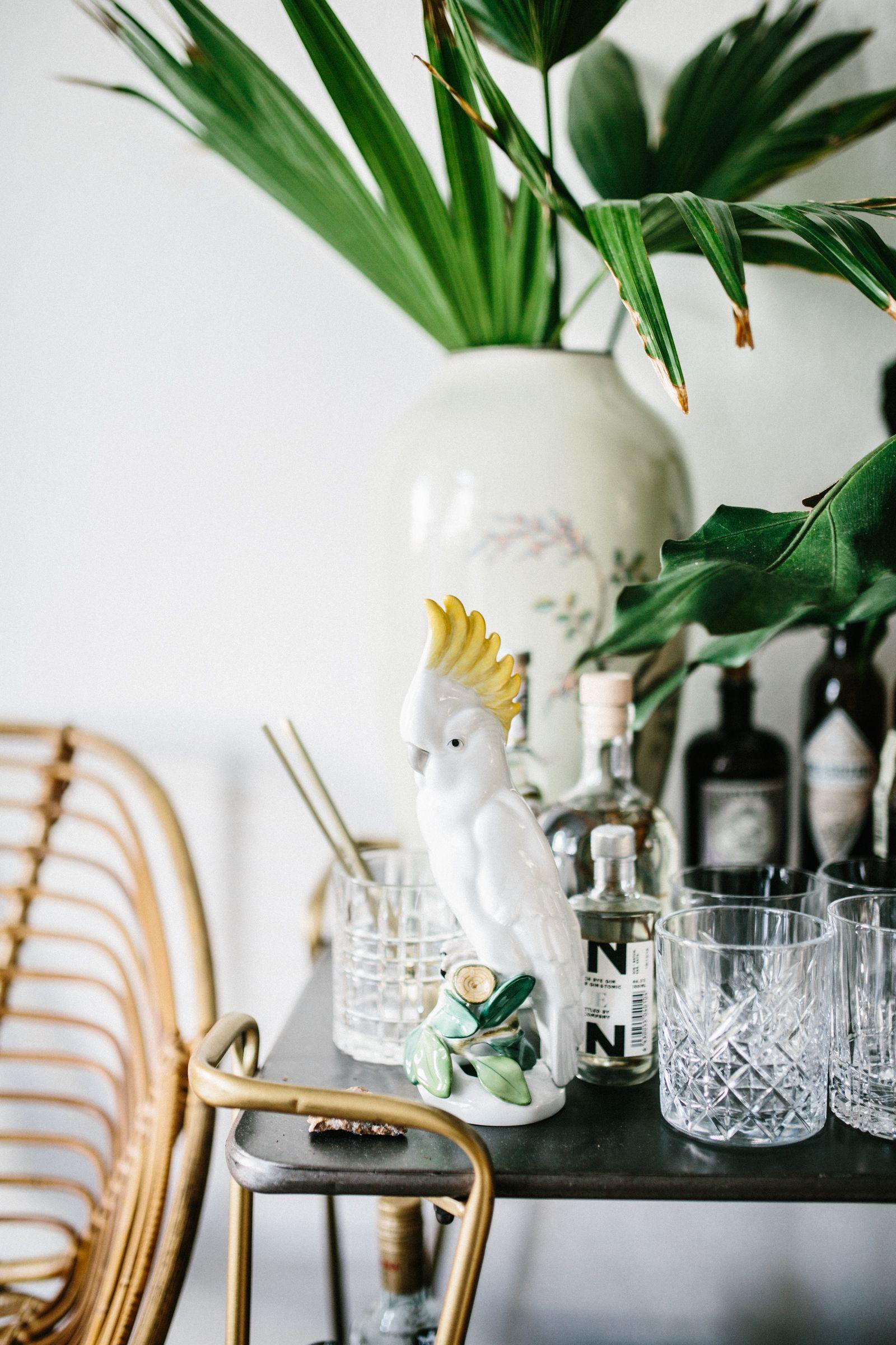 Herzstück Kakadu KPM | Interiors, Bar and Room