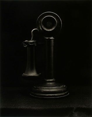 Richard Kagan  Candlestick Telephone, 2005